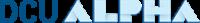 DCU Alpha logo